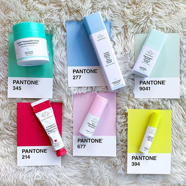 Pantone Skincare